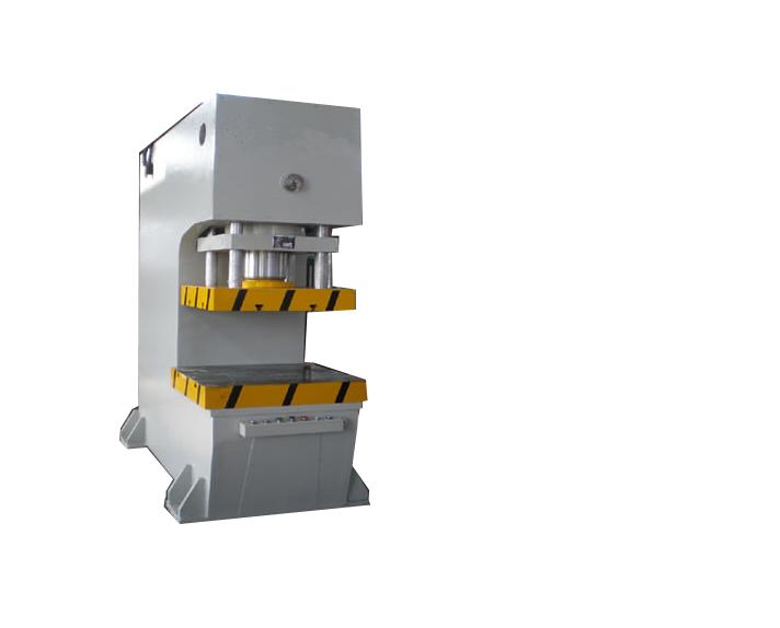 单柱液压机-供应展示-中国橄榄油交易网图片