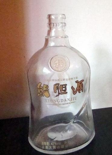 创意水晶盖骷髅酒瓶 骷髅头伏特加酒瓶 髅醒酒器