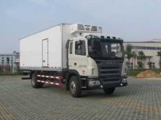 江淮格尔发7米6冷藏车9吨性价比冷藏车价格