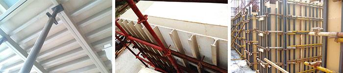 建筑模板,支柱