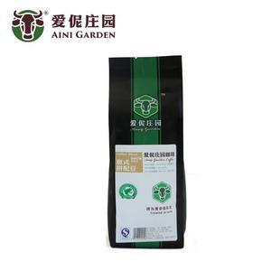 爱伲庄园 意式拼配咖啡豆500g奶咖专用有机云南咖啡