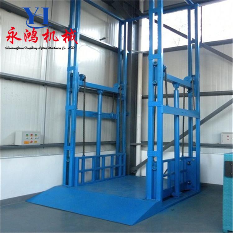 非标定做沈阳固定升降货梯 固定简易液压升降台 质保一年