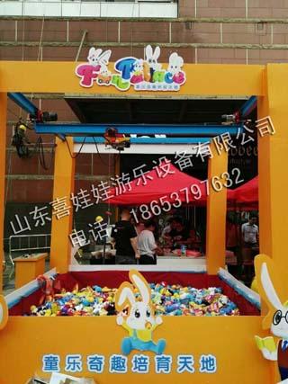 上海大型娃娃机加工商
