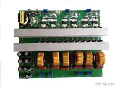 48V1500W防空警报器数字功放板