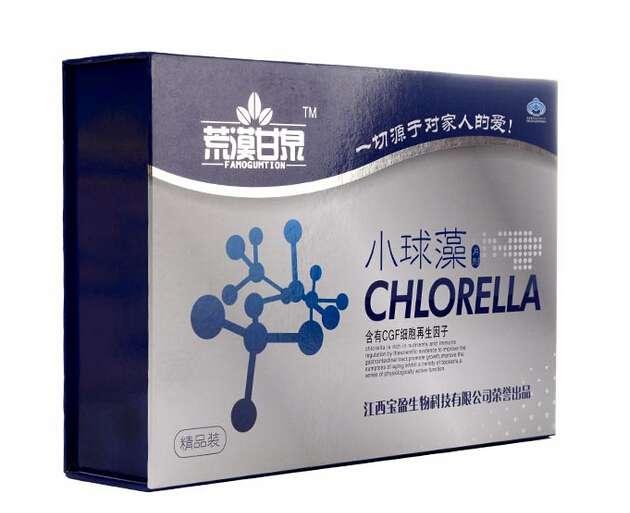 供应荒漠甘泉小球藻礼盒装 CGF细胞再生因子