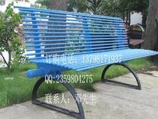 厂家直销小区休闲长椅铁制长椅户外园林座椅铸铁脚休闲椅