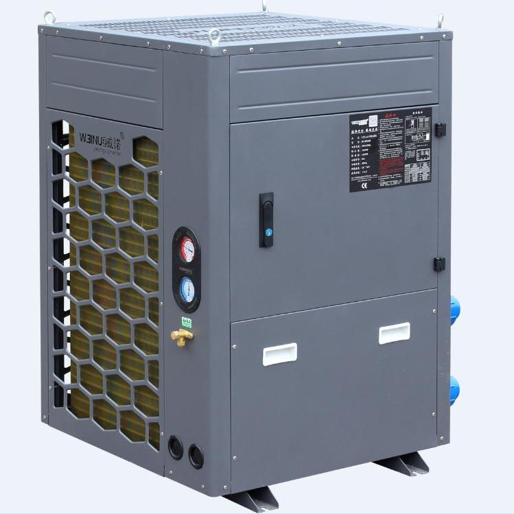10匹顶出风风冷式冷水机 自动恒温 广东第一品牌