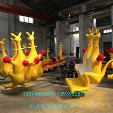 欢乐蹦游乐设备  童趣十足 质量保障  郑州隆生欢乐袋鼠跳