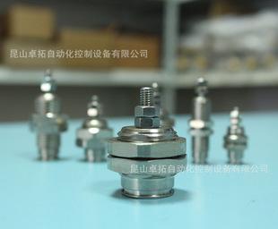 螺牙气缸AA15X5 迷你气缸 微型小型气缸 气动元件 长拓单作用气缸