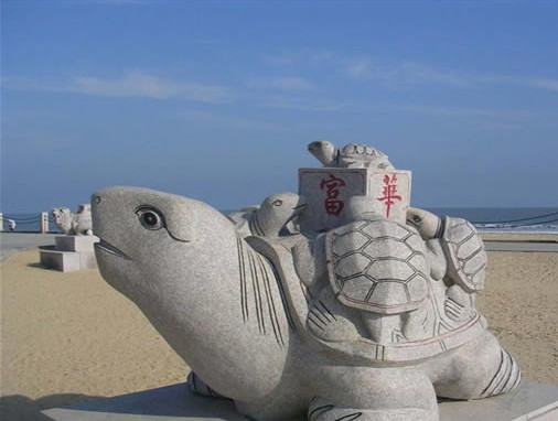 济宁石雕动物旗栏杆校园石雕雕塑浮雕文化墙价格–网