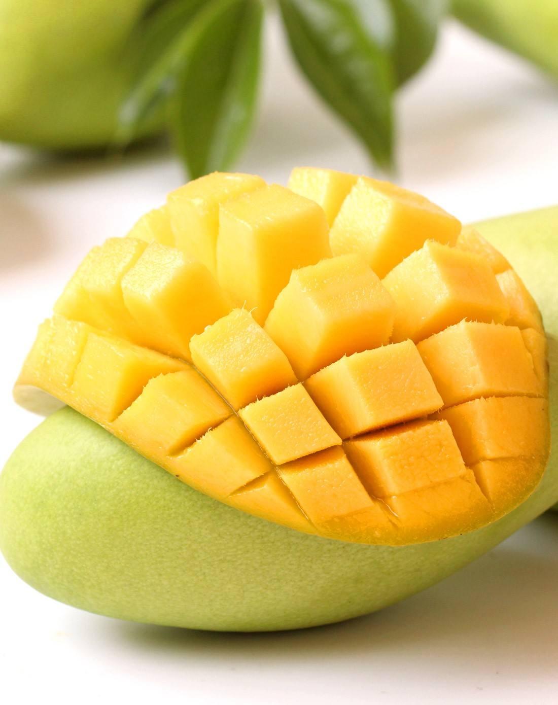 以芒果为主材的保健食谱