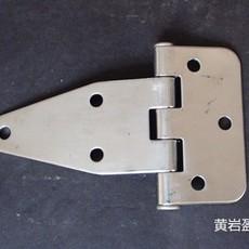 01210不锈钢材质合页 抛光或电泳处理 半挂车厢货车配件