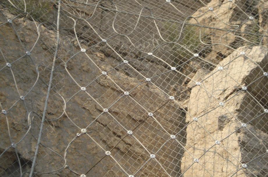 贵阳现货供应边坡防护网   贵州安全防护网