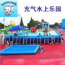 华豫游乐大型水上乐园夏季游玩首选!