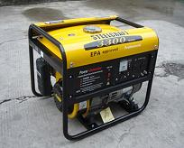 单缸风冷发电机组