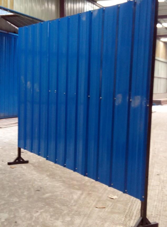 天津工程围挡生产厂家,围挡板销售,彩钢工程围挡板加工厂家
