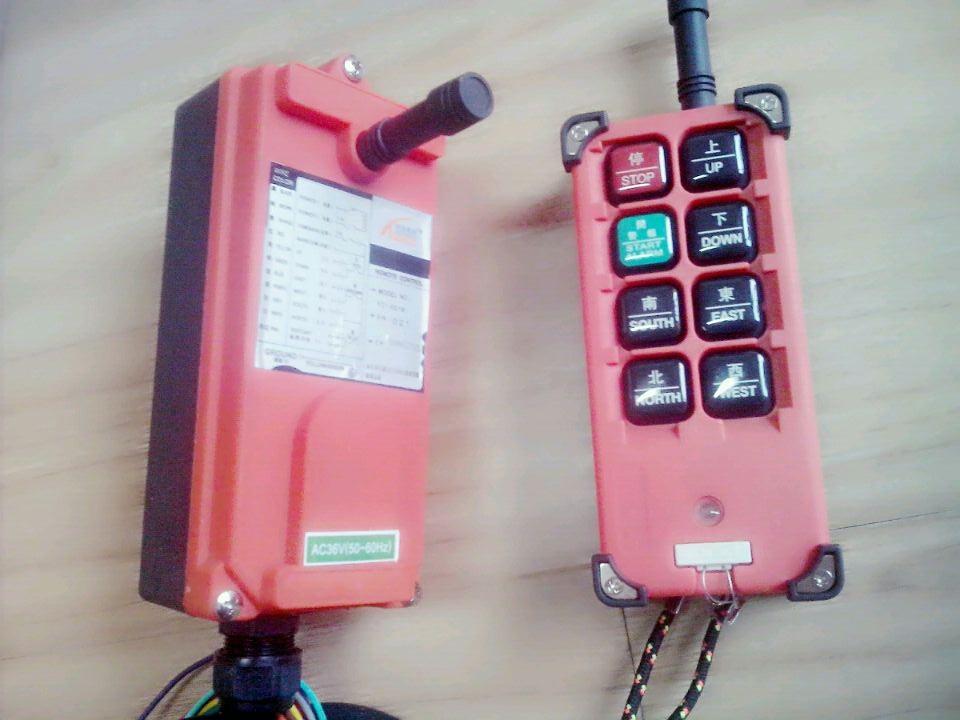 供应特安电科F21-E1B工业遥控器