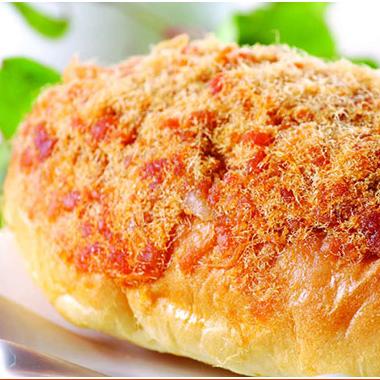 富源食品 肉松面包