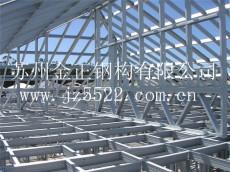 大跨度钢结构厂房工程 苏州厂家直销