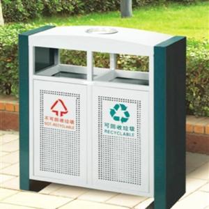 供应嘉美A-198分类环保垃圾筒