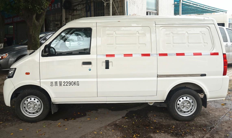 广州纯电动汽车面包车物流车租赁