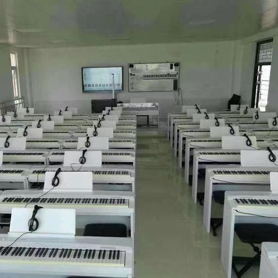 电钢琴教室 教学控制系统 XRHT001 集体授课 分组授课 分组自习 音乐教学必配