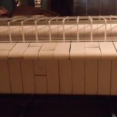 广州市富得牌布草烫平机洗涤机械洗涤设备
