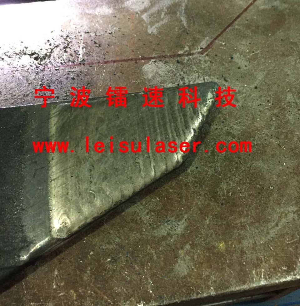 镭速犁尖耐磨堆焊 等离子堆焊机
