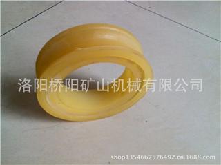 矿用阻燃防静电猴车橡胶轮衬,聚氨酯轮衬