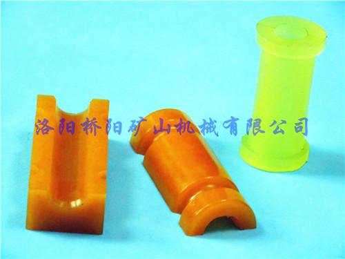 优质罐笼钢丝绳聚氨酯导向套