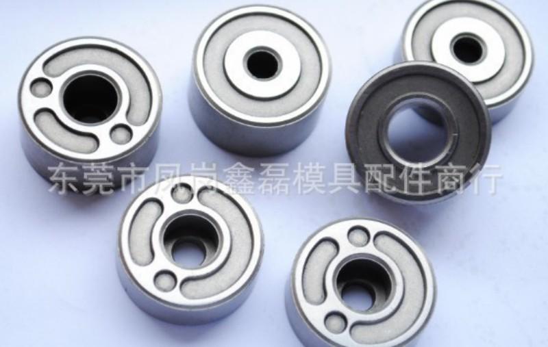 厂家供应大量优质粉末冶金隔热介子中心垫|热流道配件|现货批发