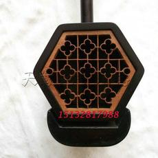 常顺恒直销老红木二胡纯手工制作明清旧料老红木二胡演奏专用带盒