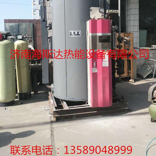 出售2011年三浦2吨燃气蒸汽锅炉  辅机资料齐全