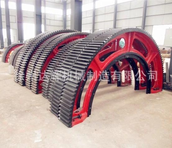 加工批发烘干机大齿轮 齿轮生产厂家