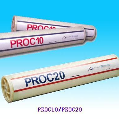 正品低抗污染反渗膜PROC20  海德能反渗透膜