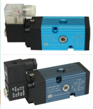 LSW系列表面涂镍功能型电磁阀 电磁控制阀 电磁换向阀 防爆电磁阀