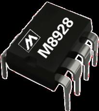 高压快速启动及供电、有源LED驱动芯片M8928