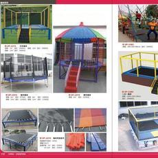 厂家供应儿童游乐场蹦床 户外大型游乐设施