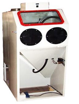 供应小型喷砂机 600*500手动喷沙机批发