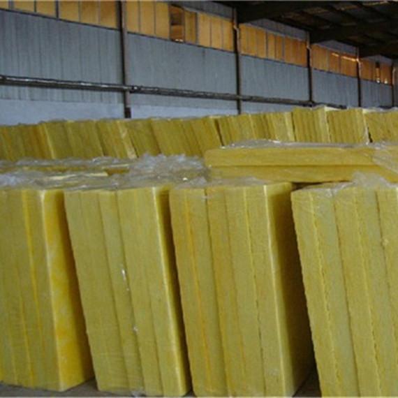 乾美  生产供应憎水吸音玻璃棉板 耐高温阻燃玻璃棉板 离心优质玻璃棉板