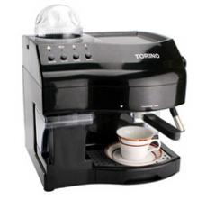 【博恩】半自动咖啡机 意式蒸气带磨豆机功能咖啡机 CM3005型号