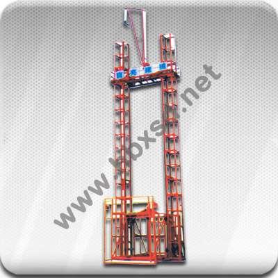 天津建筑机械|供应sse200施工升降机