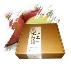 【山地苹果】85#9颗精品礼盒装