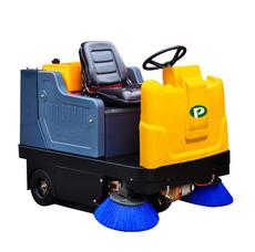 山西普森智能驾驶式电动扫地车广场小区公园厂区扫地车PS-J1450B中小型环卫保洁车