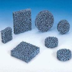 碳化硅材质泡沫过滤片 超 耐高温高纯度碳化硅