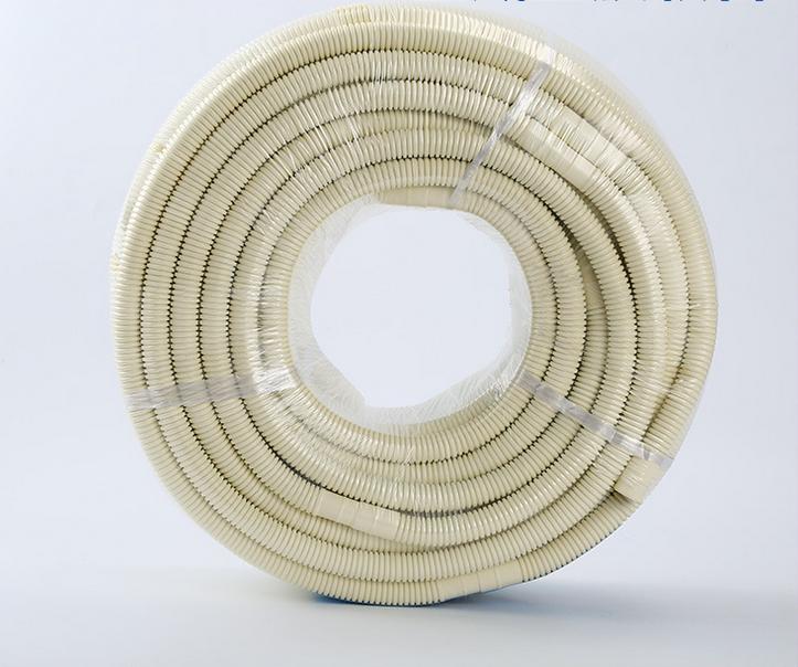 塑料管双层加厚出水管 空调滴水管 空调塑料排水管