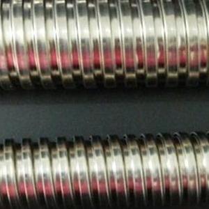 宝鸡福莱通单扣不锈钢软管FSS-12耐高温抗老化金属软管DN20