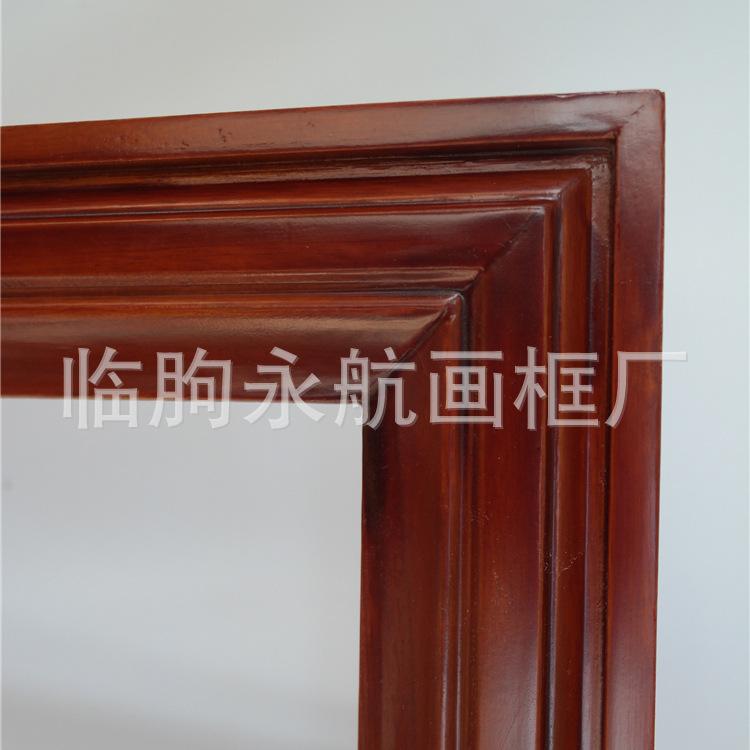 定制各种尺寸油画框十字绣框
