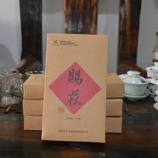 黑茶湖南安化黑茶 茯砖茶 叶品源 金花手筑茯茶 赐茯 800克