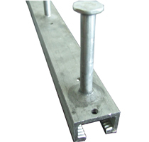 不锈钢哈芬槽质量   现货供应不锈钢哈芬槽